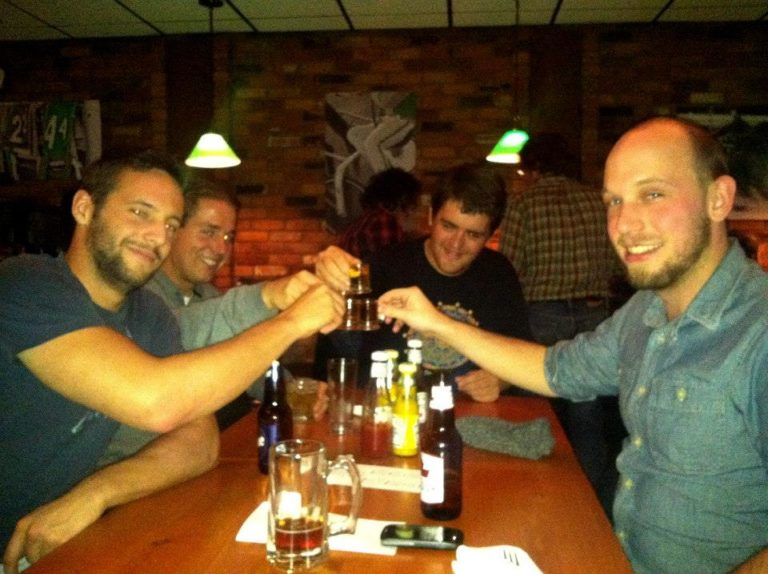 Cheers - The Awesome Mitten