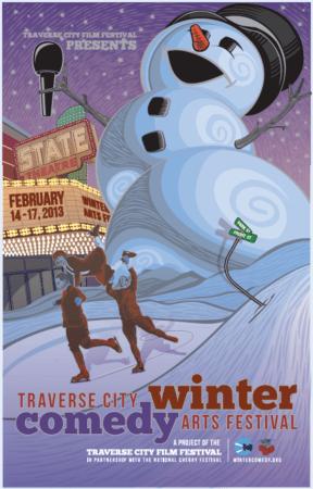 Traverse City Winter Comedy Arts Festival