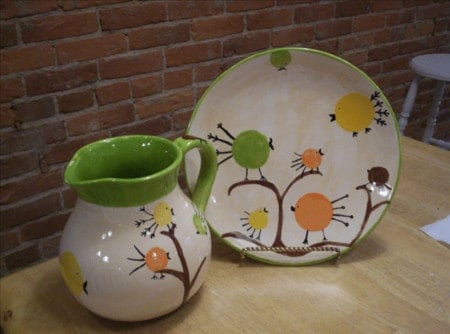 Warm Yourself At The Firehouse Pottery Studio