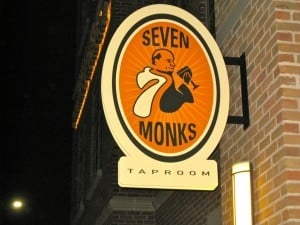 7 Monks - The Awesome Mitten