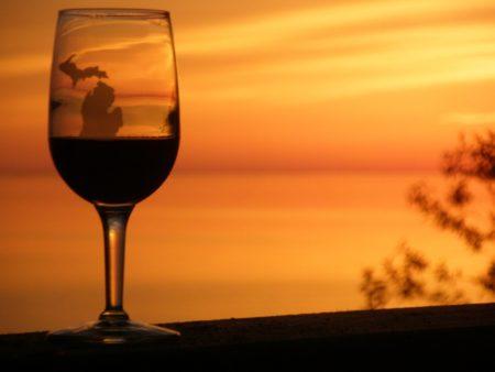 April is Michigan Wine Month