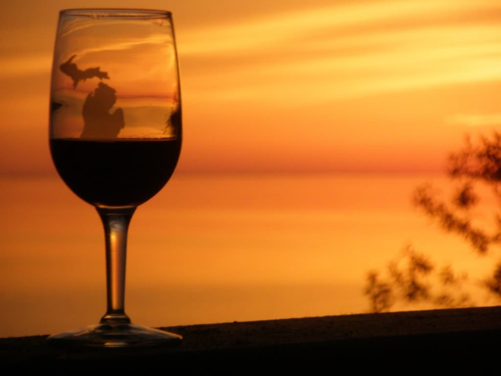 Michigan Wine - The Awesome Mitten