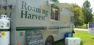 Roaming Harvest Food Truck - The Awesome Mitten