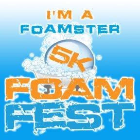 Photo Courtesy of the 5K Foam Fest