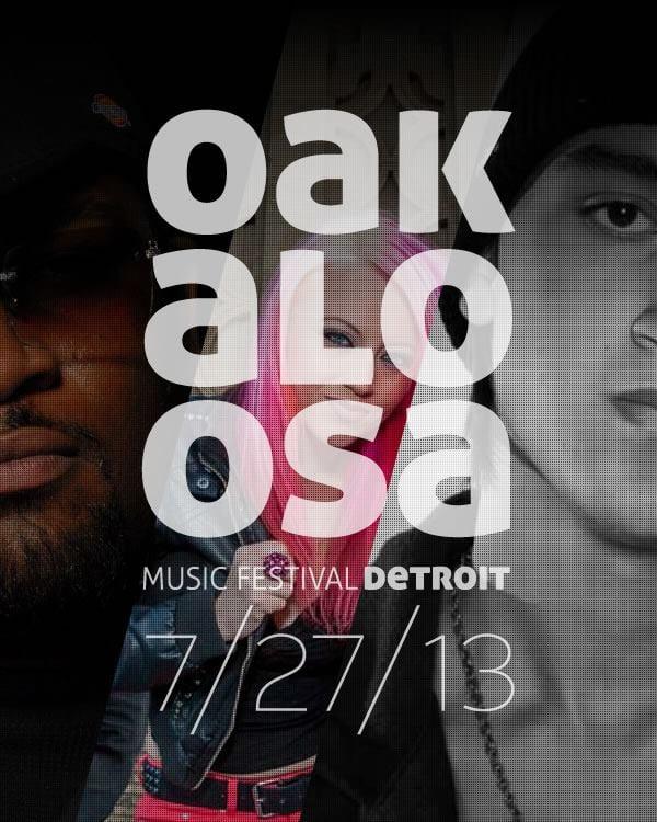 Oakaloosa Music Festival 2013