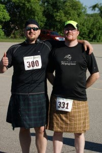 Photo Courtesy of the Kilt Klassic 5K
