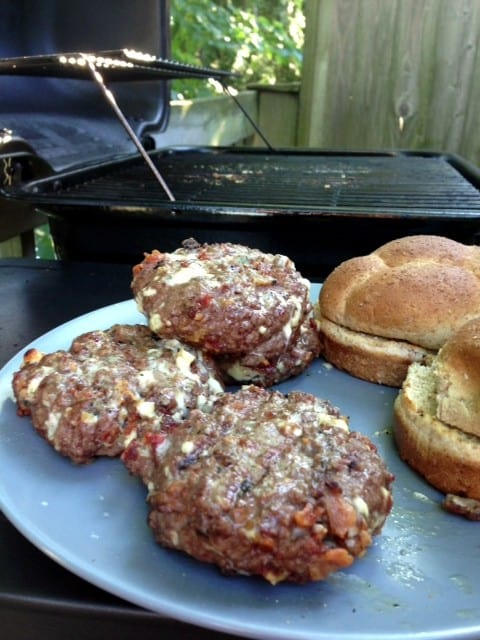 Stella's Grand Rapids burger recipe