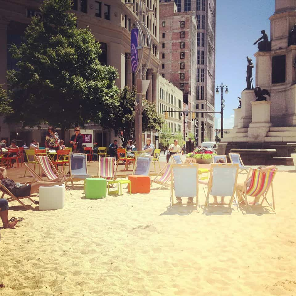 campus martius 5 Things to Do in Downtown Detroit this Summer