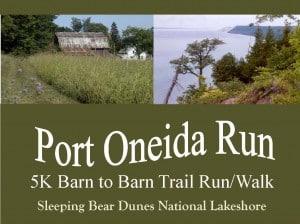 Photo Courtesy of Sleeping Bear Dunes Port Oneida Run