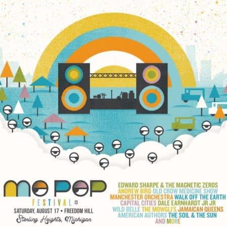 Mo Love at Mo Pop Detroit