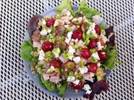Fake-Out: Electric Cheetah's Jive Turkey Salad