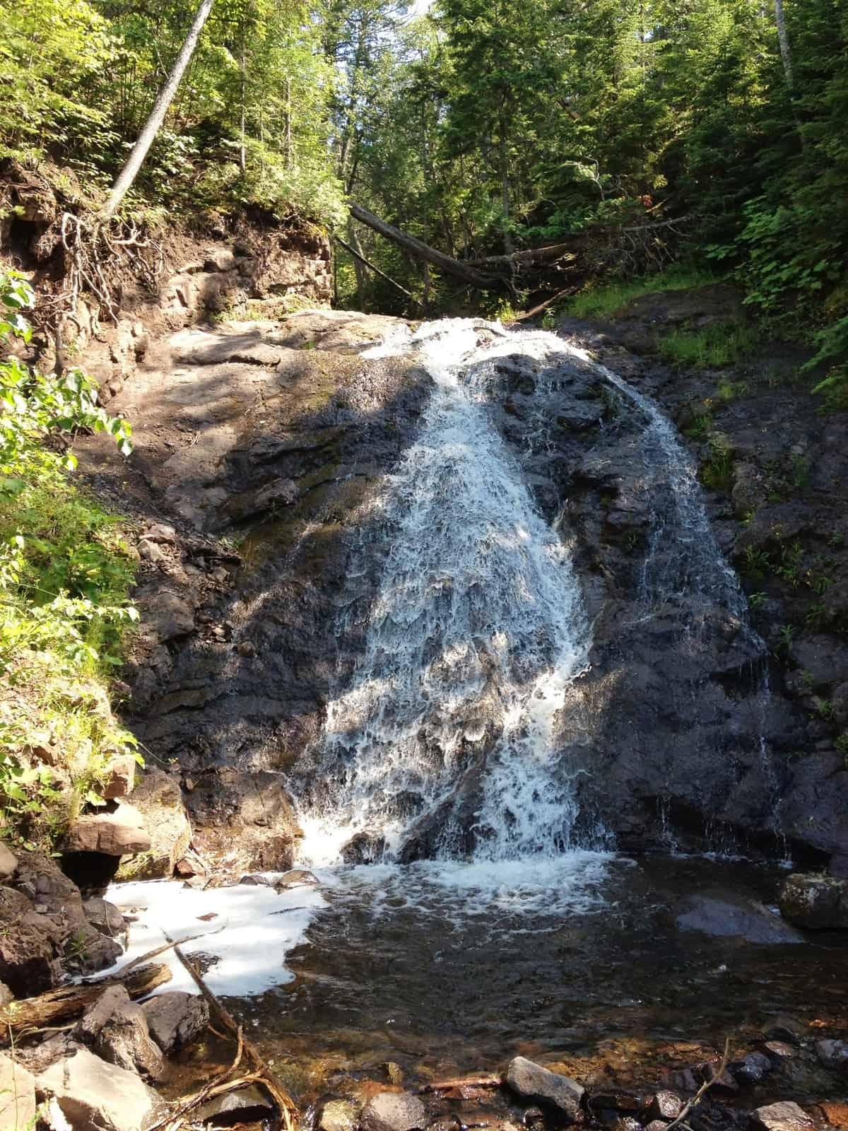 Jacob's Creek Falls