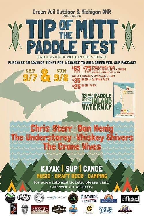 Tip of the Mitt Paddlefest