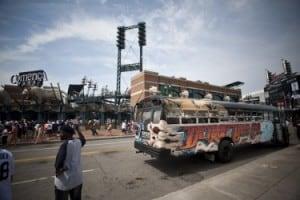 Photo courtesy of the Detroit Bus Company