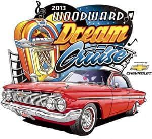 Photo courtesy of Woodward Dream Cruise