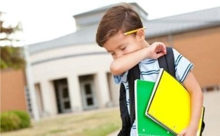 """Five Ways to Ward Off the Dreaded """"Back-to-School Bug"""""""