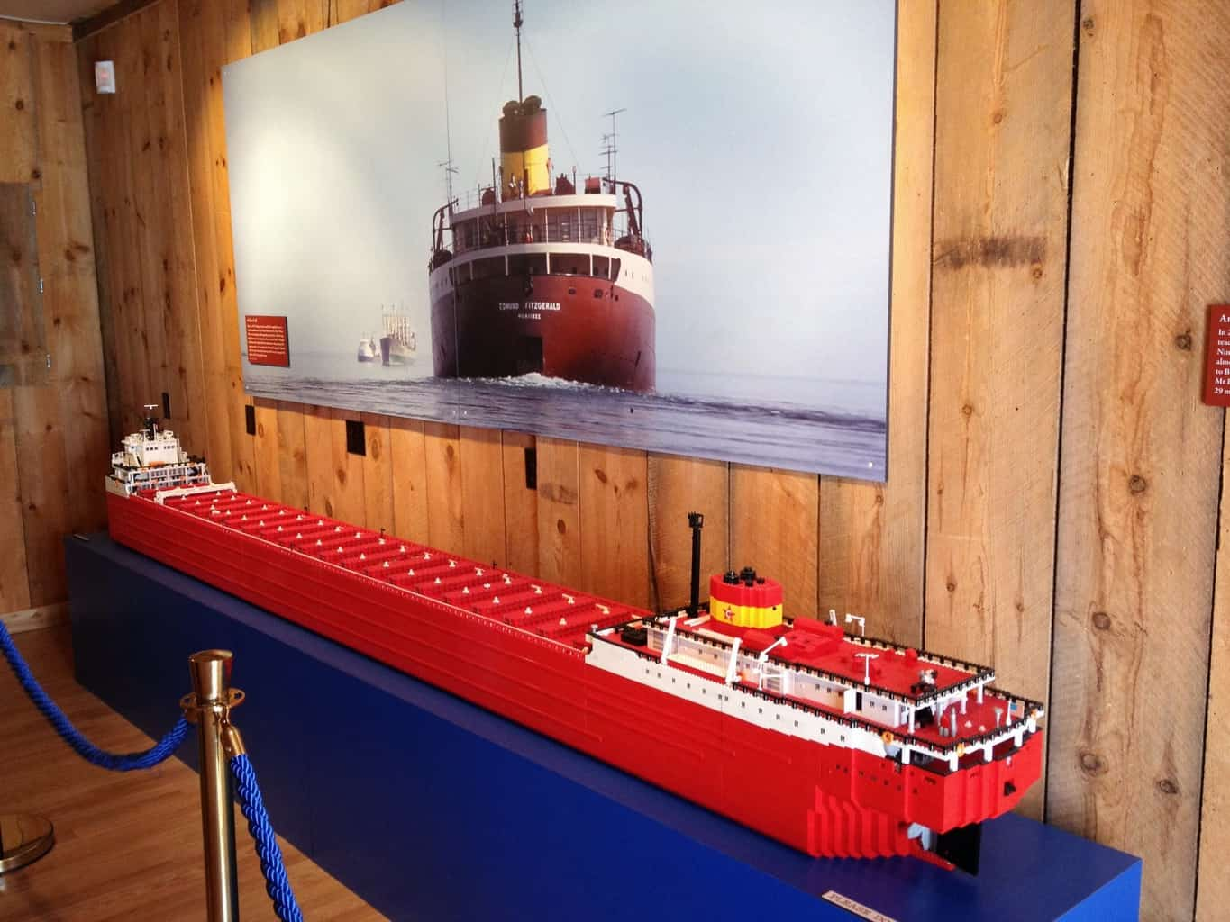 Great Lakes Shipwreck Museum at Whitefish Point