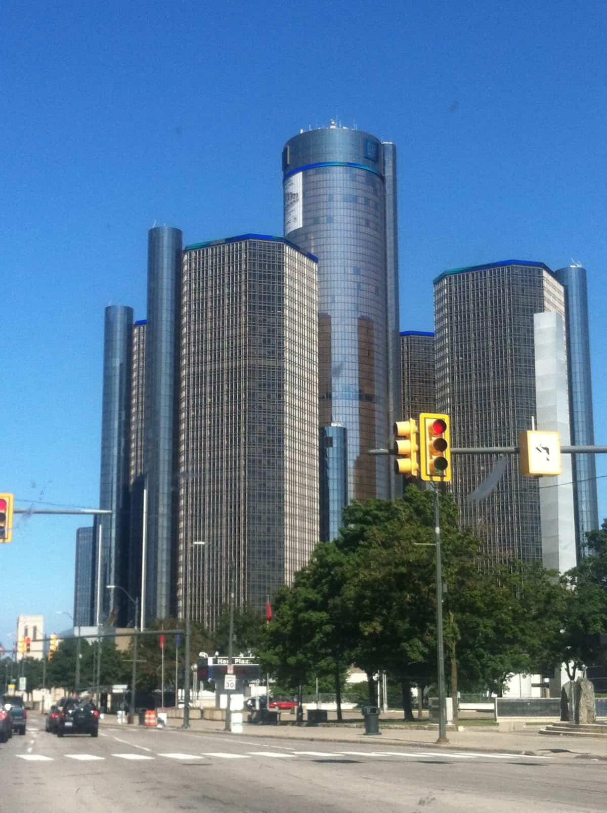 RenCen Benjamin Jensen scaled Move to Detroit
