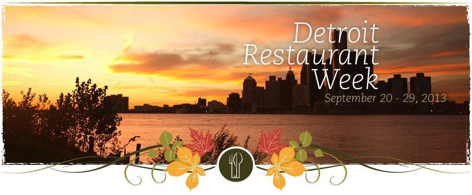 drw header Detroit Restaurant Week