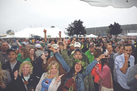 Brew Tour: U.P. Fall Beer Festival