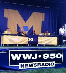 Announcing the Michigan Football Experience Sweepstakes