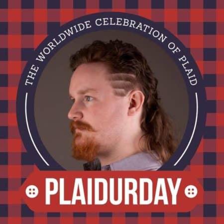 The Worldwide Celebration of Plaid in Lansing, Michigan