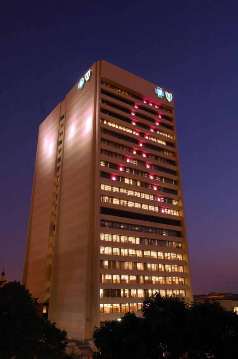 BCBSM goes pink for breast cancer awareness