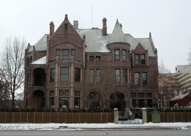 Ten most haunted places in michigan part two the for Building a house in michigan