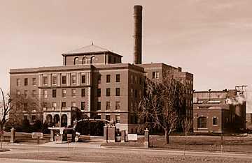 Eloise Asylum in Westland Michigan