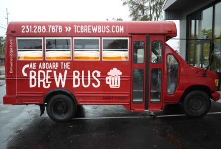 TC Ale Trail Presents: The Brew Bus
