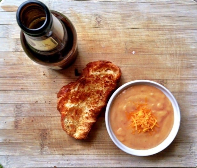 BeerCheese2 G.R. Brewing Company Inspired Beer Cheese Sandwich Spread