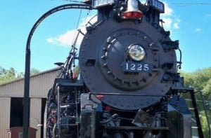 Photo Courtesy of Michigansteamtrain.com