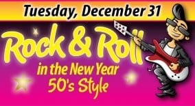 rock & roll in the new year