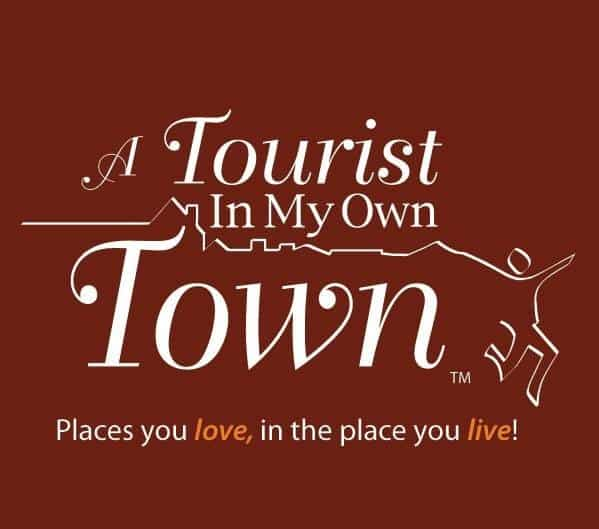 t1 A Tourist in My Own Town
