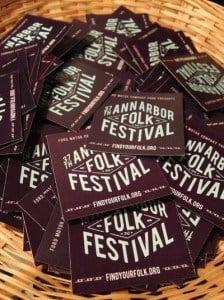 Ann Arbor Folk Festival 2014