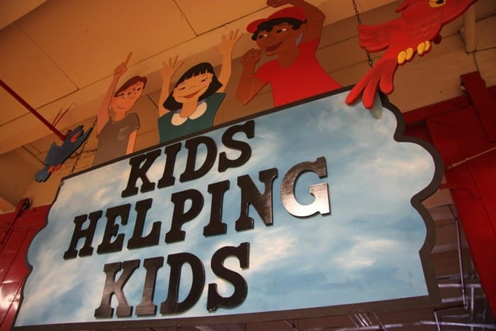 KHKSign WEB How Kids Can Help Kids in Detroit