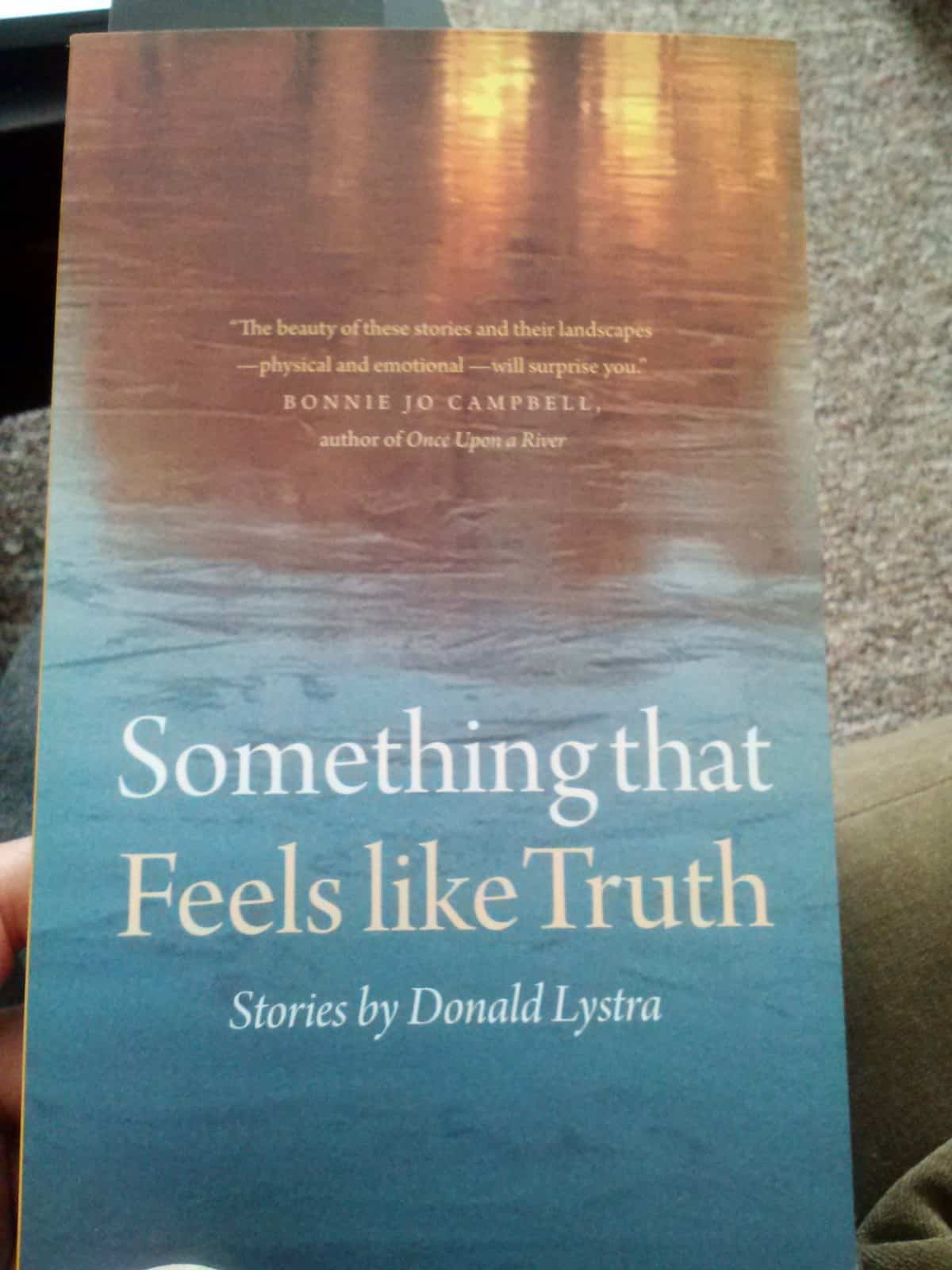 Lystra e1392660773907 Michigan Books Project--February