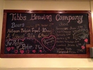 Tibbs Board