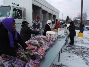 Photo Courtesy of Feeding America West Michigan Food Bank