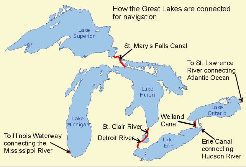 Great Lakes Canal Systems Great Lakes Invasive Species: Is There Hope?