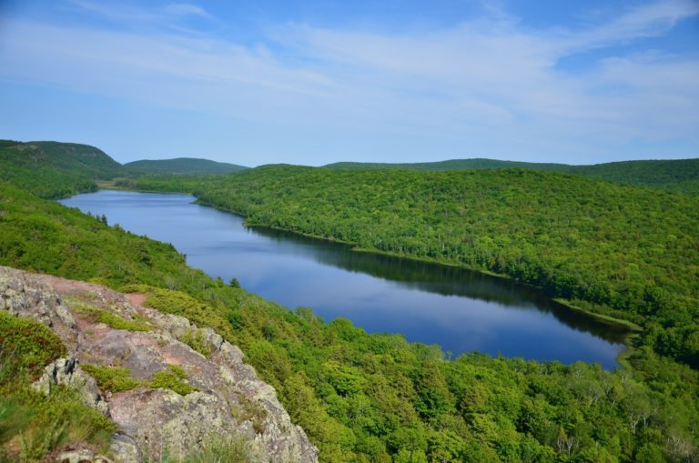 Upper Peninsula Views - The Awesome Mitten