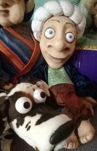 Detroit puppet show for kids