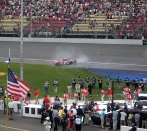 The Awesome Mitten (Allen Hart: NASCAR Engineer)