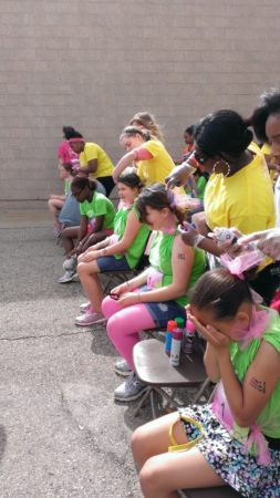 Watch Out for Girls on the Run in Kalamazoo