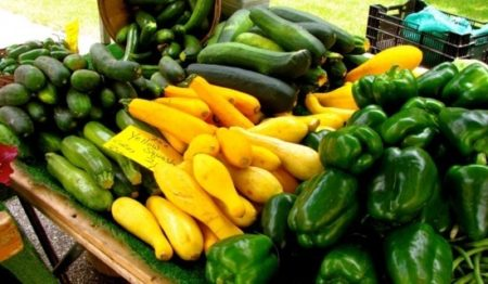 Grand Rapids Area Farmers Markets