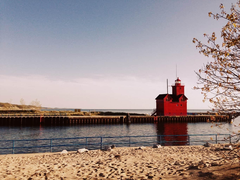 West Michigan's Best Beaches: Holland State Park