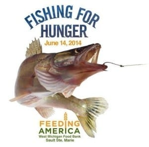 Fishing for Hunger in the UP - Awesome Mitten