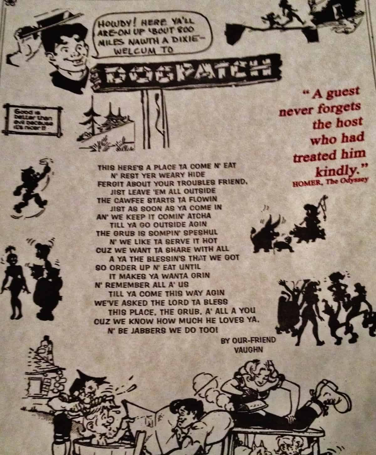 dog patch munising michigan 1 Dogpatch Restaurant: Fine Food Fer Fine Folk