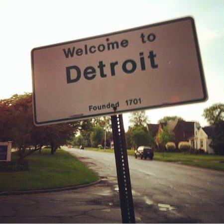 Legacy Writers: Joanna Falls in Love with Detroit