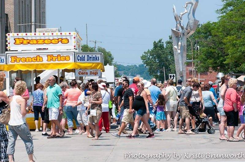 pic 32 Art Festivals in West Michigan Abound